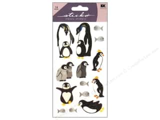 EK Sticko Stickers Penguin
