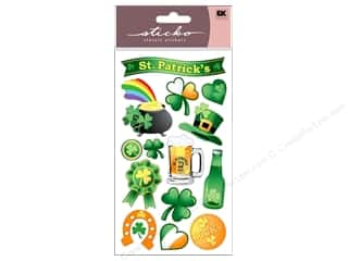 EK Sticko Stickers St Patrick's Day 52-00609