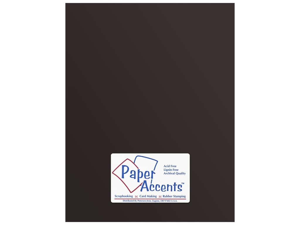Anodized Cardstock 8 1/2 x 11 in. #8837 Pit Crew by Paper Accents ADP8511-25.8837