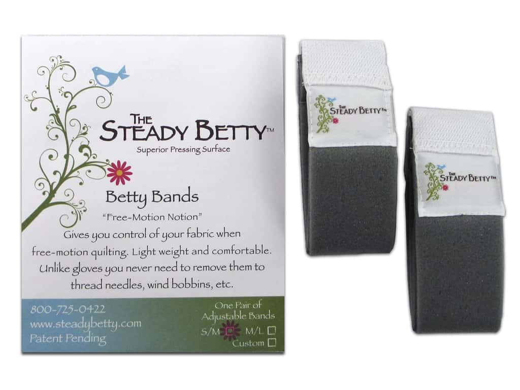 Steady Betty Bands Adjustable Size S/M One Pair