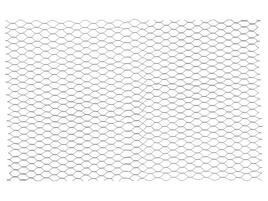 "Paper Accents Wire Mesh 1/2"" 16""x 20"" ADP25138"
