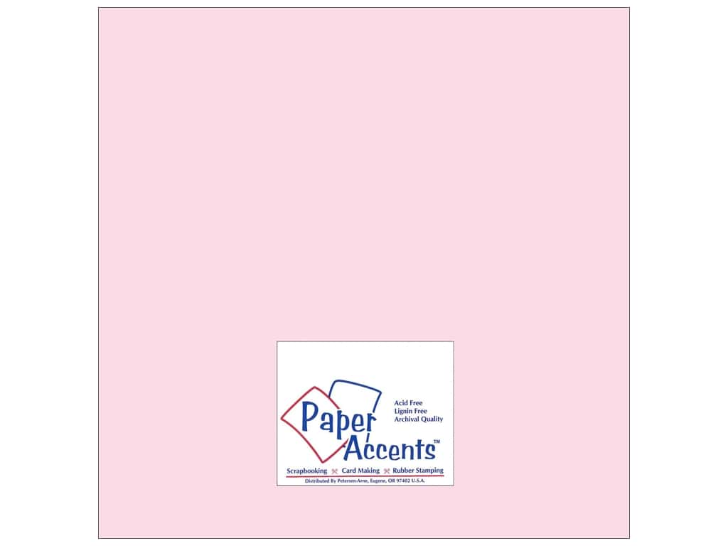 Cardstock 12 x 12 in. #8061 Muslin Nude by Paper Accents ADP1212-25.8061