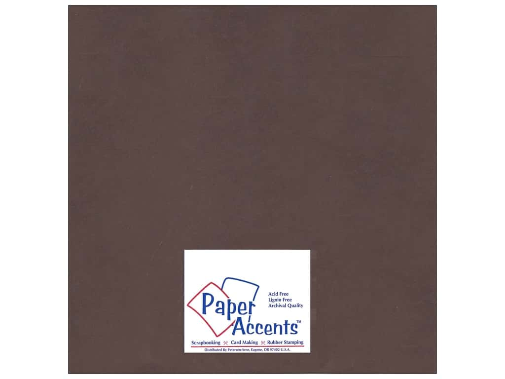 Cardstock 12 x 12 in. #93 Smooth Bon Bon by Paper Accents ADP1212-25.93