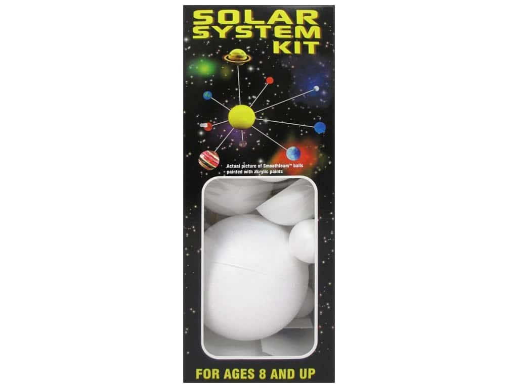 Smoothfoam Solar System Kit
