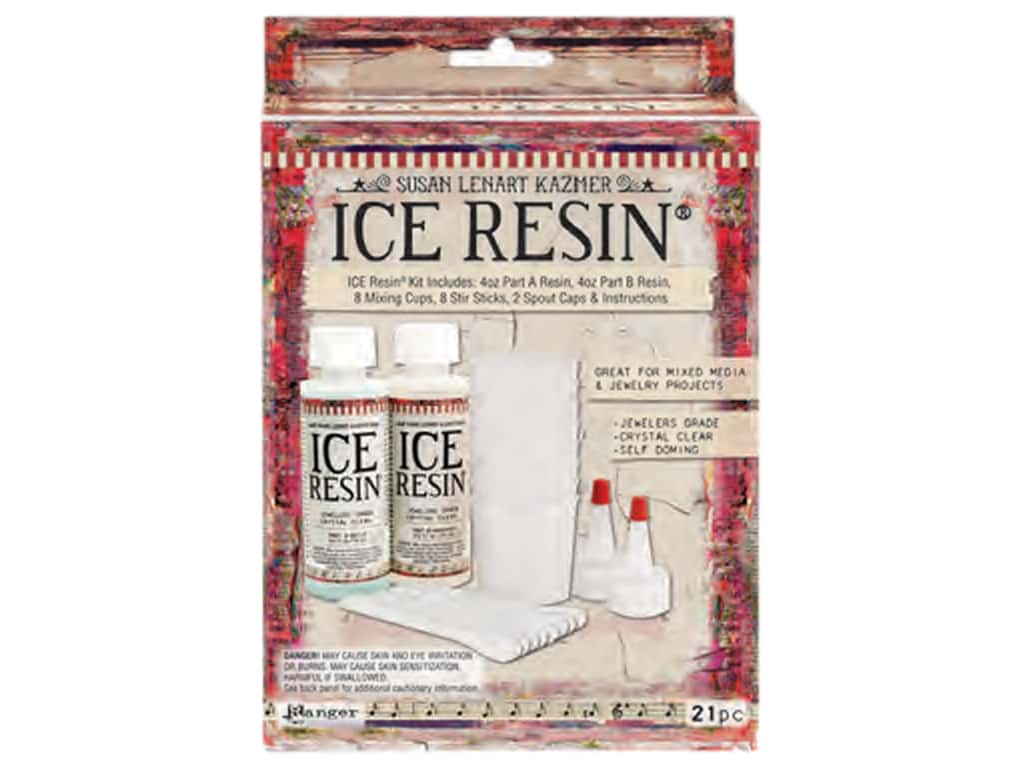 Ranger ICE Resin Kit