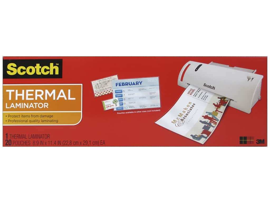 Scotch Quick Heat Thermal Laminator 9 in.