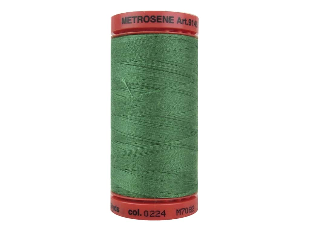 Mettler Metrosene All Purpose Thread 547 yd. #0224 Kelley 9145-0224