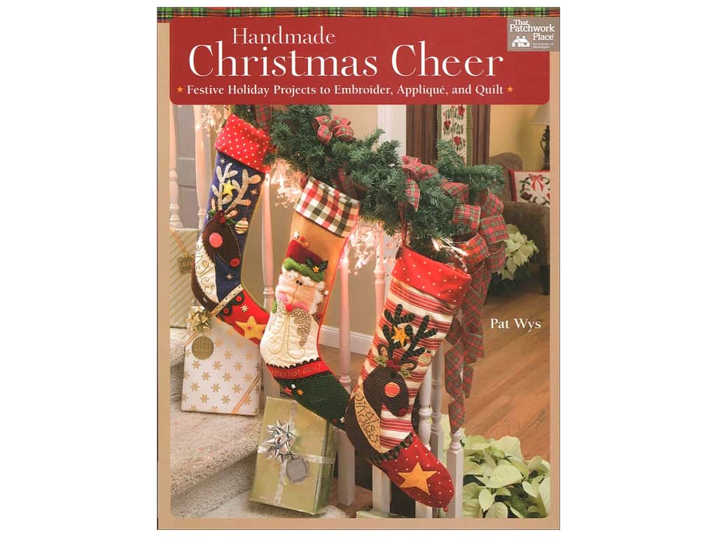 That Patchwork Place Handmade Christmas Cheer Book