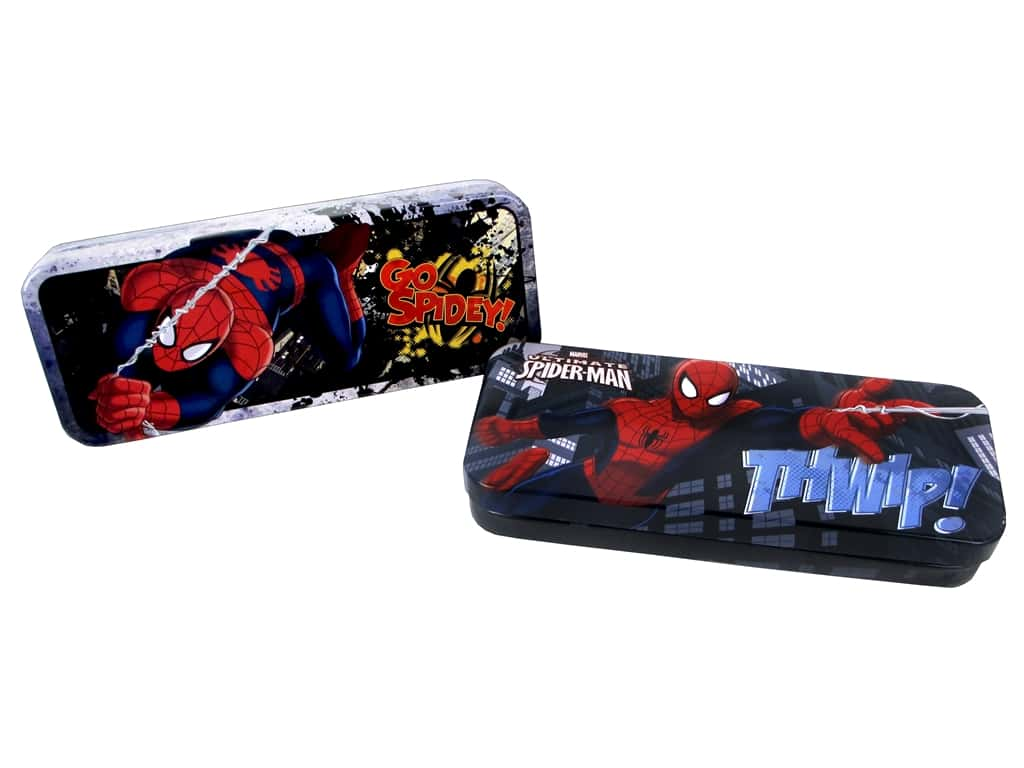 Tin Box Co Pencil Case Marvel Spider Man 1 pc.