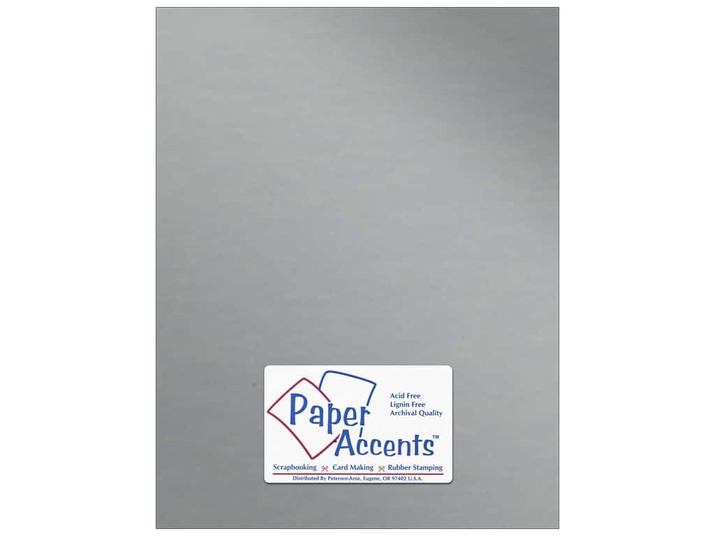 Paper Accents Anodized Cardstock 8 1/2 x 11 in. #8831 Camshaft 5 pc. ADP8511-5.8831