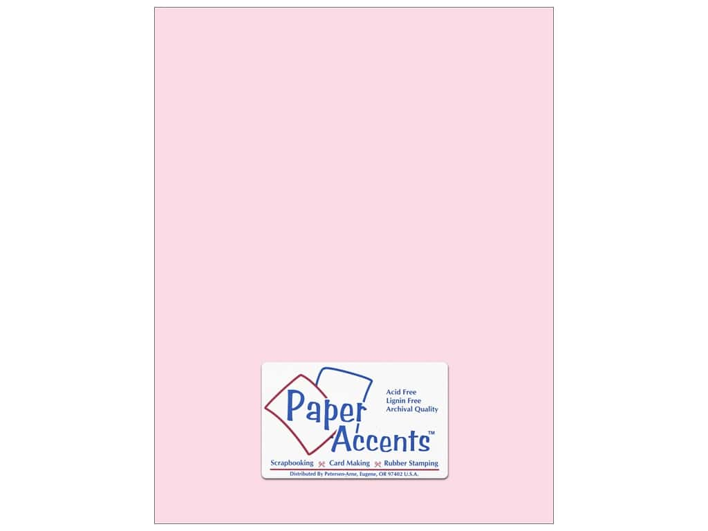 Cardstock 8 1/2 x 11 in. #8061 Muslin Nude by Paper Accents ADP8511-25.8061
