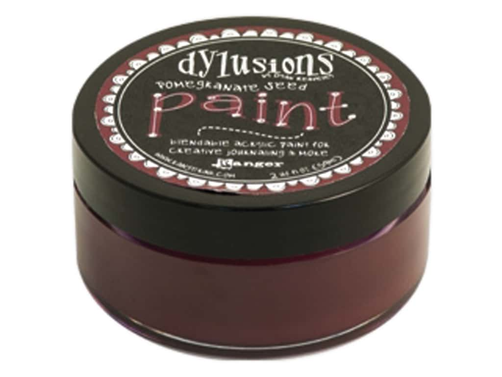 Ranger Dylusions Paint 2 oz. Pomegranate Seed DYP51350